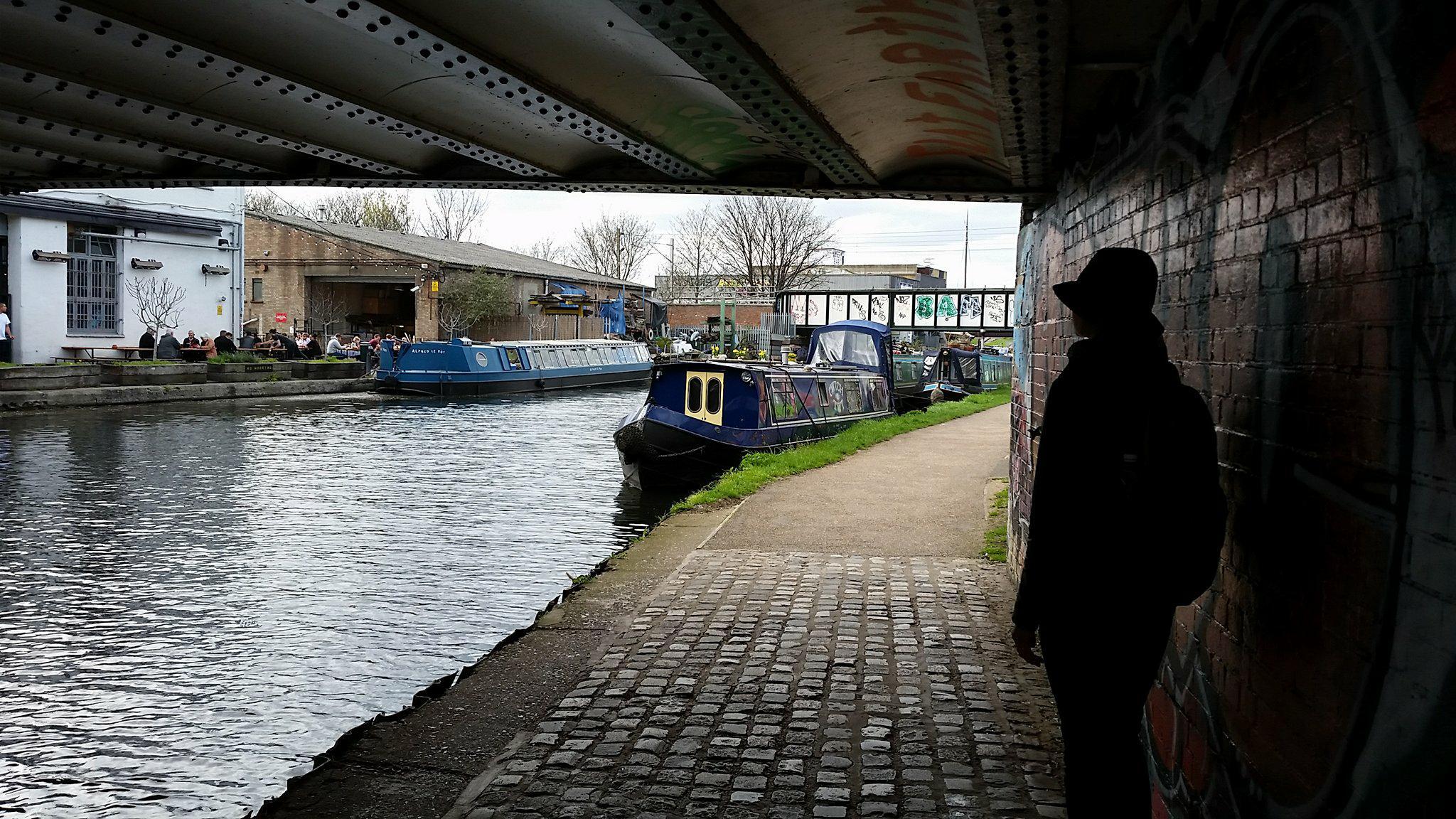 Hackney wick London